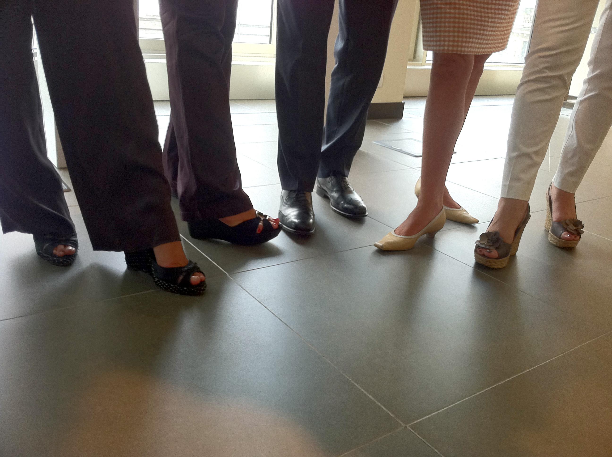 Salvatore Ferragamo Fit Slip On Man Drivers Shoes